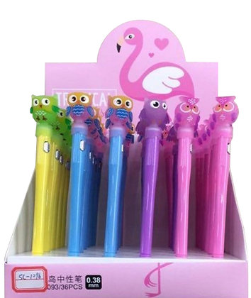 Owl Pen with Light