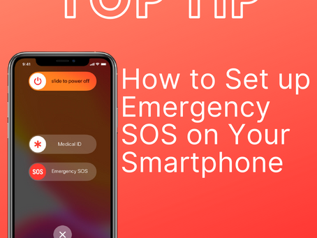 How to Set up Emergency SOS