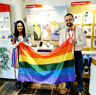 Happy Pride from Kelco