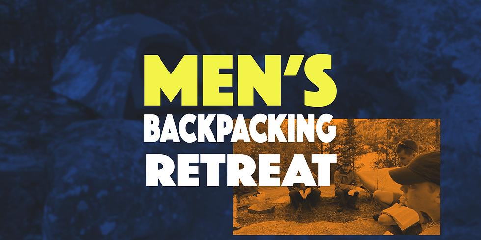 Men's Backpacking Retreat 2021