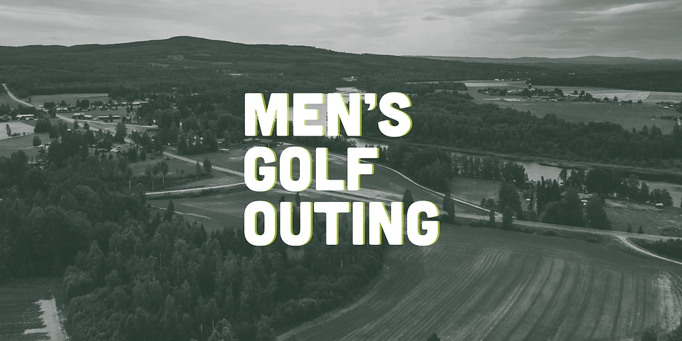 Men's Golf Outing 2020