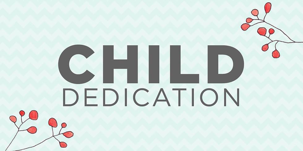 Child Dedication Class