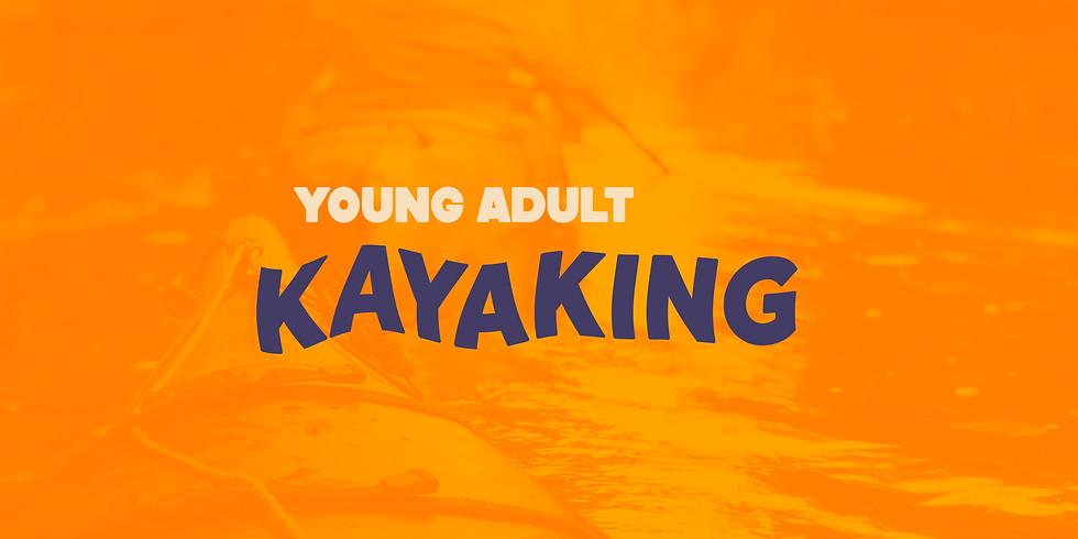 Young Adult Kayaking Trip