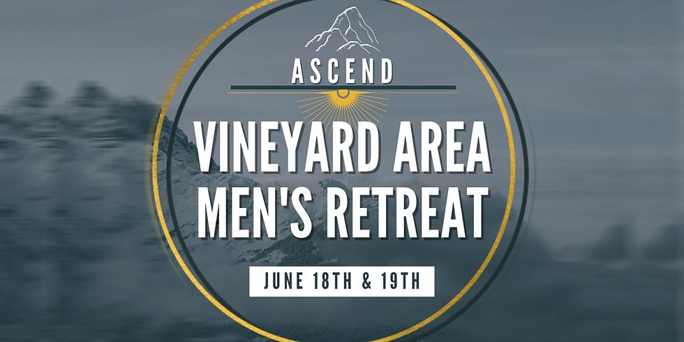 Vineyard Area Men's Retreat 2021