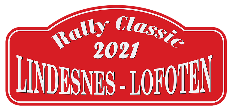 Rally Classic 2021 Lindesnes-Lofoten log