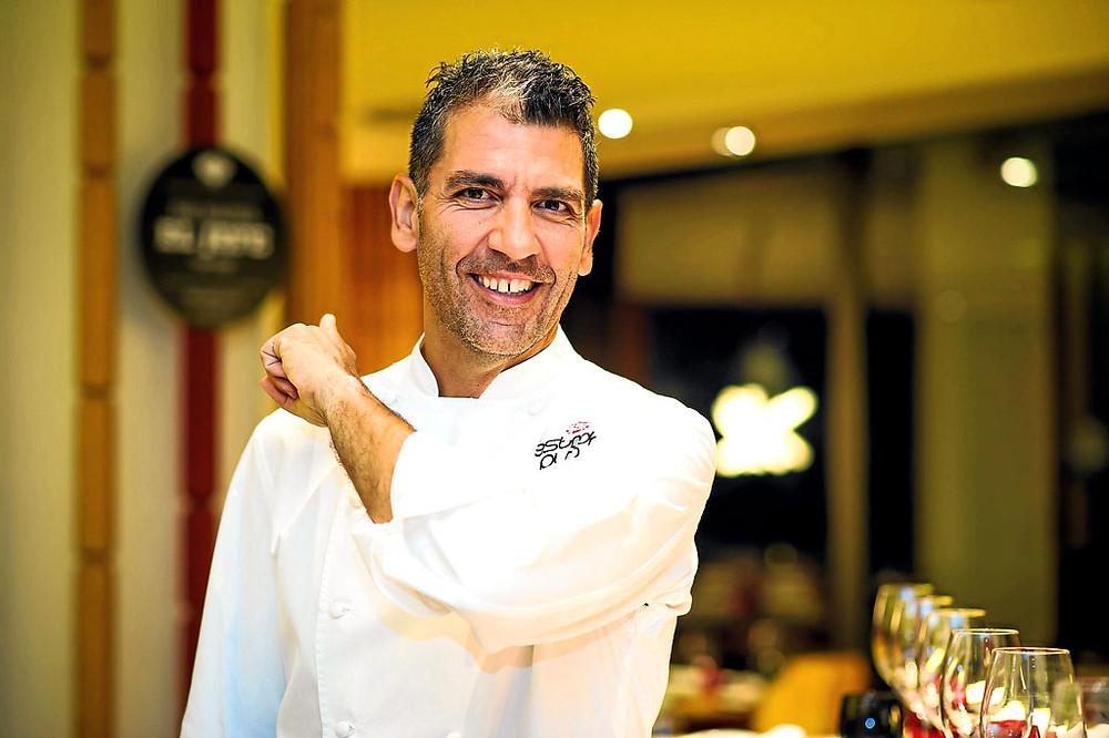 Chef Paco Roncero