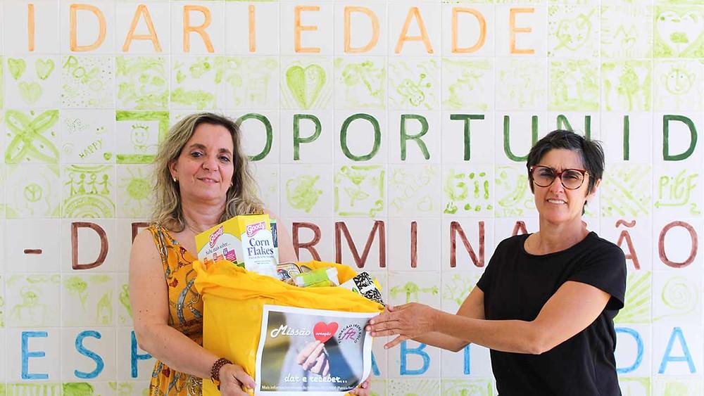 fundação Irene rolo, missão coração, solidariedade, donativos, tavira