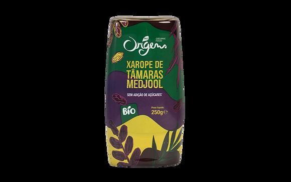 xarope, tâmaras medjool, bio, dates, agrobio