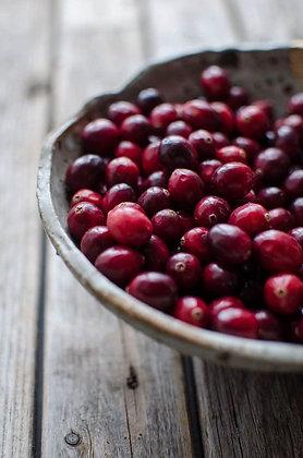 arandos, cranberries