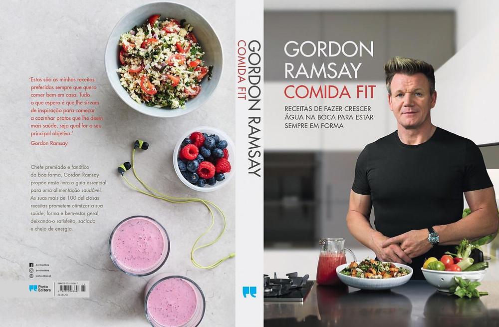 receitas, Gordon ramsay, alimentação saudável