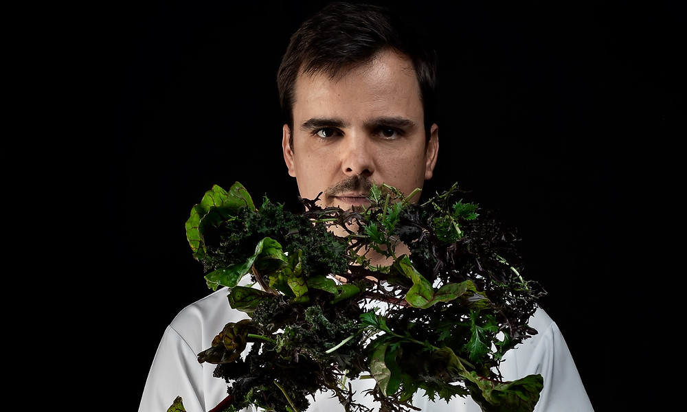 chef, sustentabilidade, restaurante virtual, flexitarianismo, veg, vegetarianismo