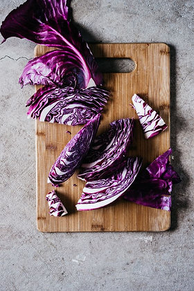 Couve Roxa, purple cabbage, legumes, couves, cabbages