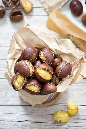 CASTANHAS, FRUTOS SECOS, chestnuts