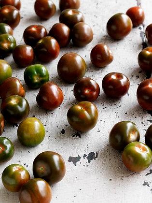 kumato tomato, tomates, TOMATE CHERRY, CHERRY TOMATOES