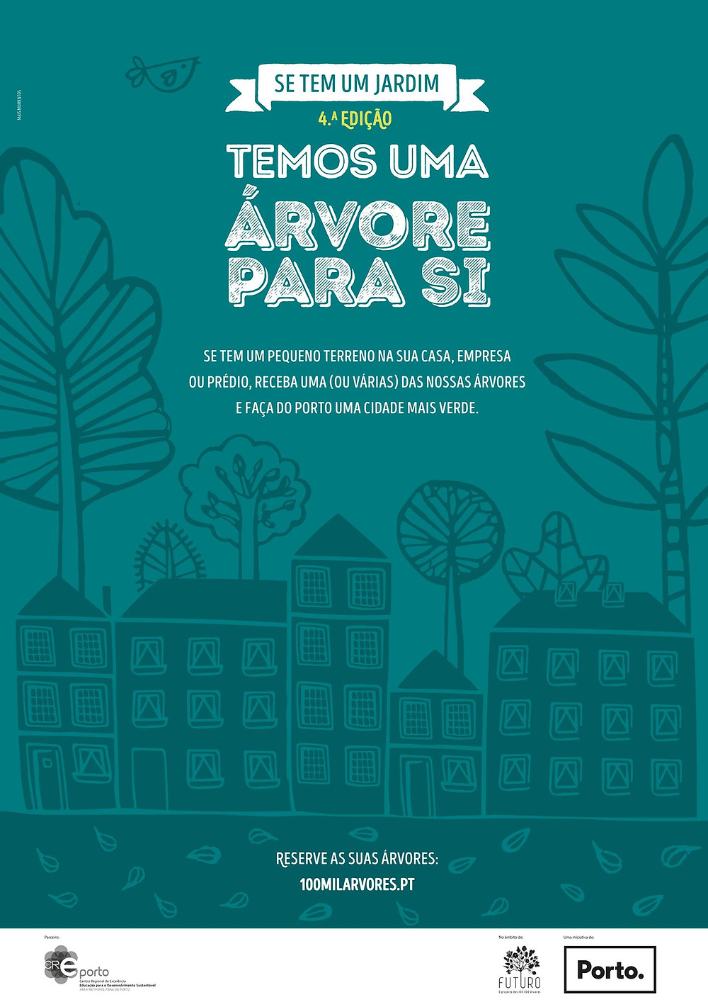 árvores, floresta, jardim, quintal, horta urbana