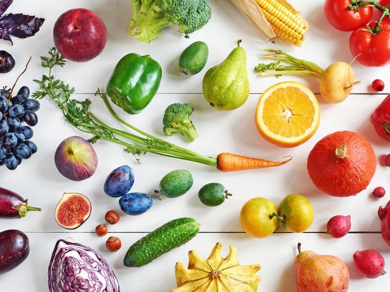 Fruta, Alimentação Saudável