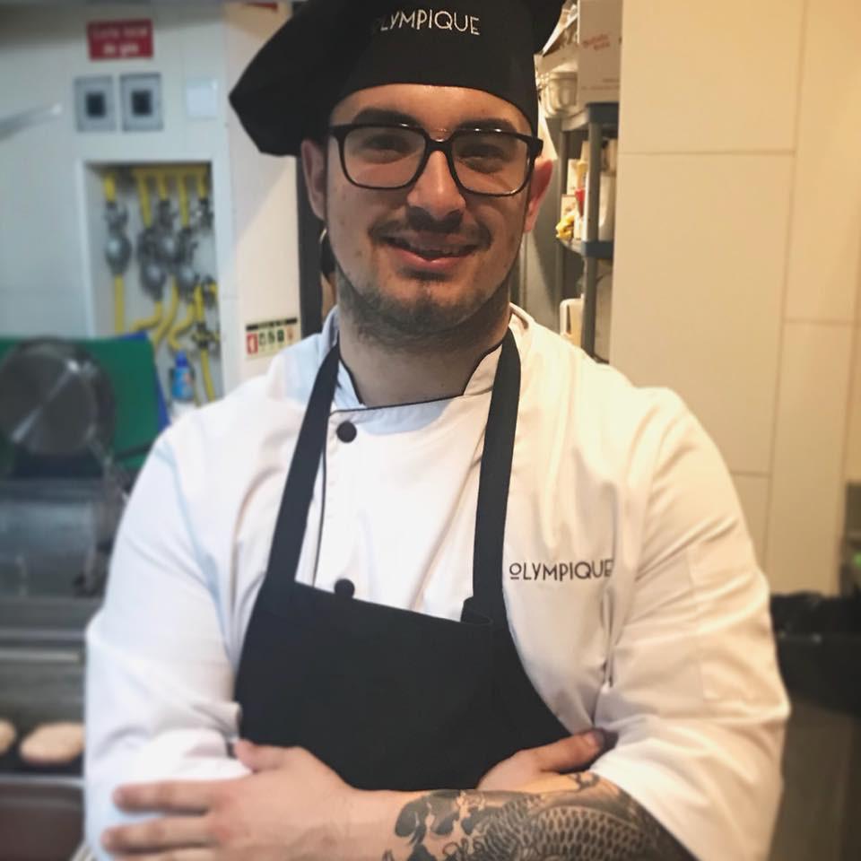 Chef Rafael Neves, Rafa Neves, Belcanto, JJW