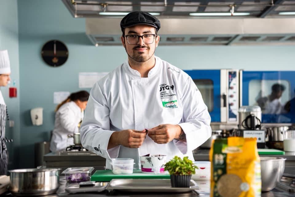 Chef Rafael Neves, Jovem Talento da Gastronomia
