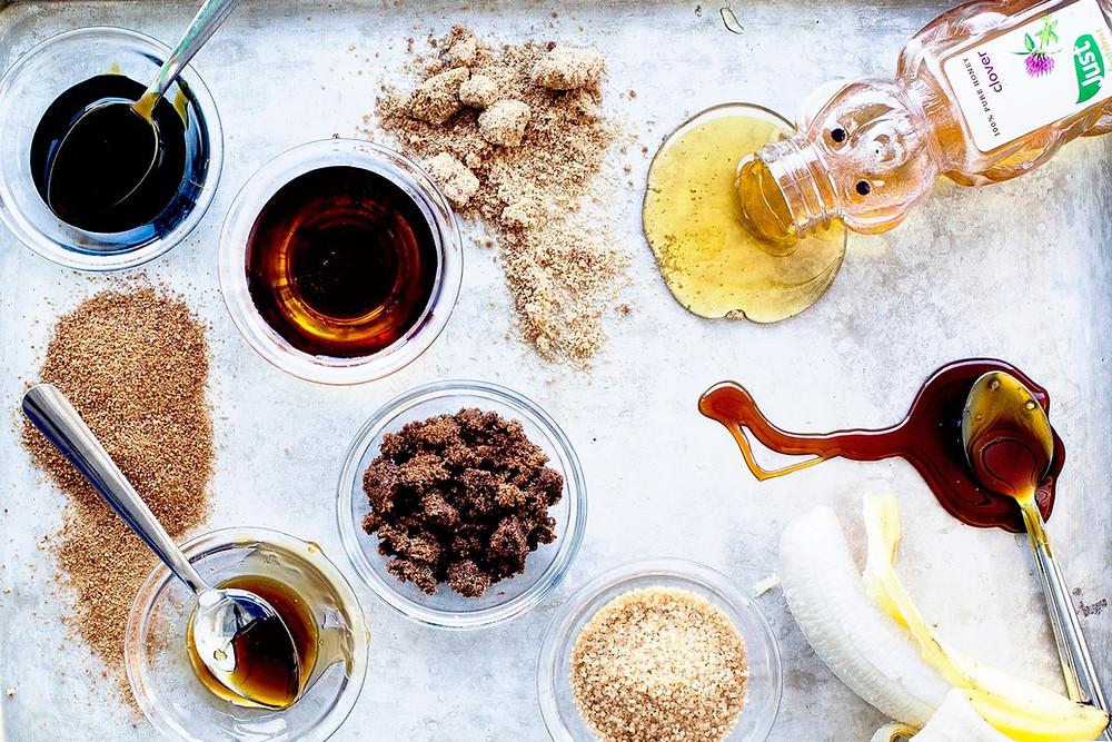 Açúcar, Adoçantes, Adoçantes naturais