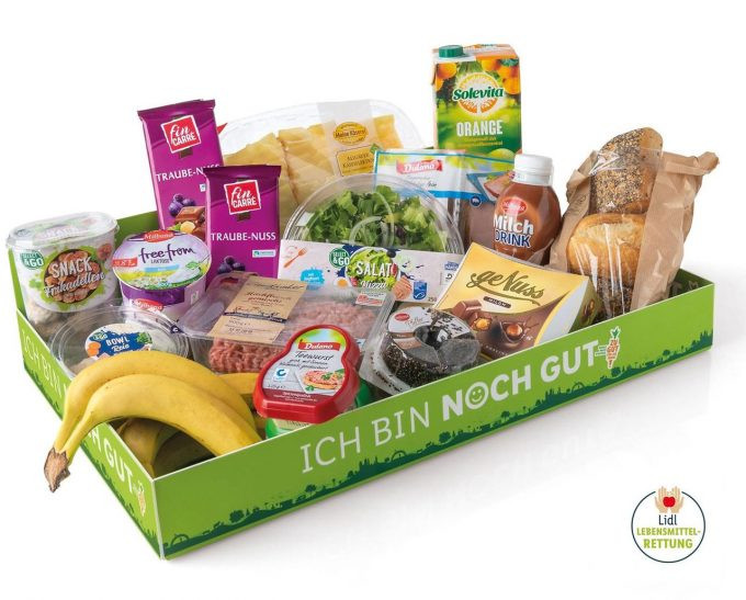 LIDL, desperdício alimentar