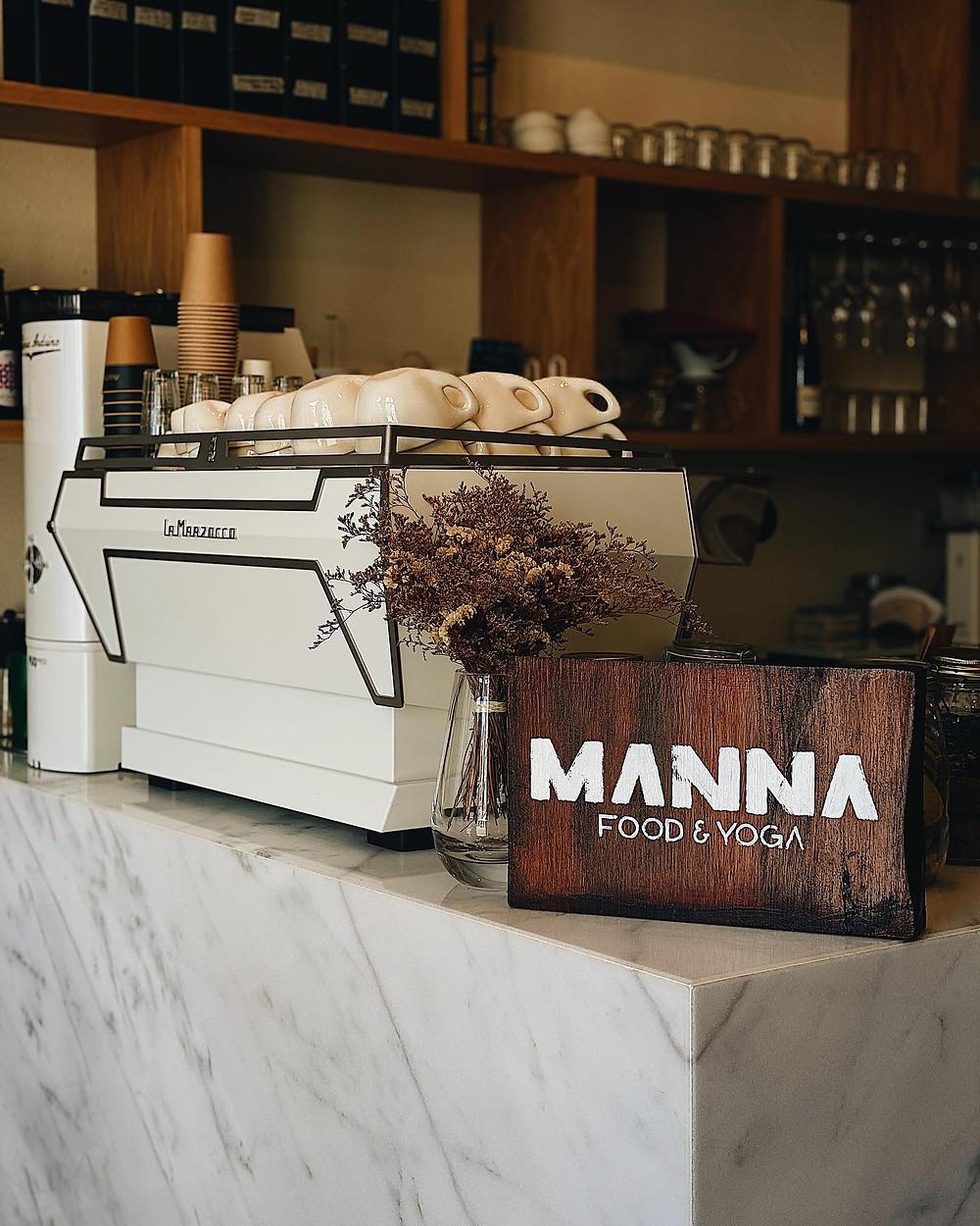 manna, porto