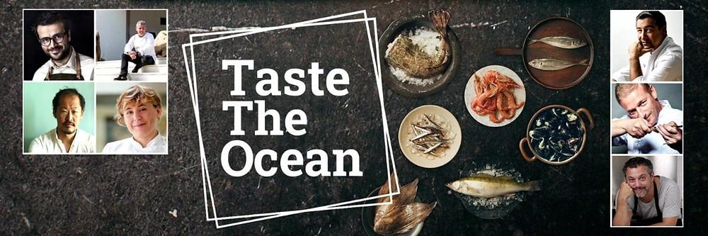 chef, taste the ocean, peixe, pesca, marisco, receitas, sustentabilidade, sazonal