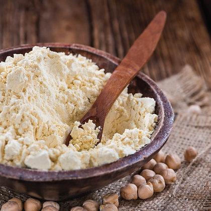 farinha de grão-de-bico, chickpea flour