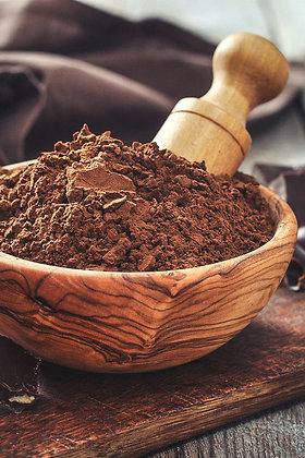 farinha de alfarroba, carob flour