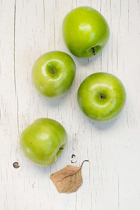 MAÇÃ GRANNY-SMITH, APPLE, GREEN, FRUITS, FRUTA