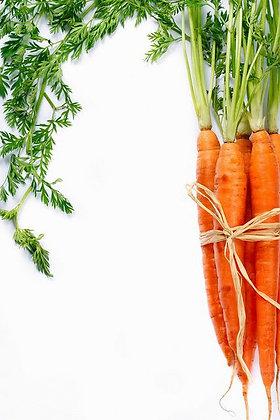 cenouras, carrots