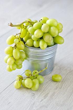 green grapes, uvas brancas, com grainha, sem grainha