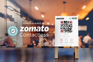 restauração, restaurantes, covid19, zomato, app, contactless, distancialmento social, pandemia