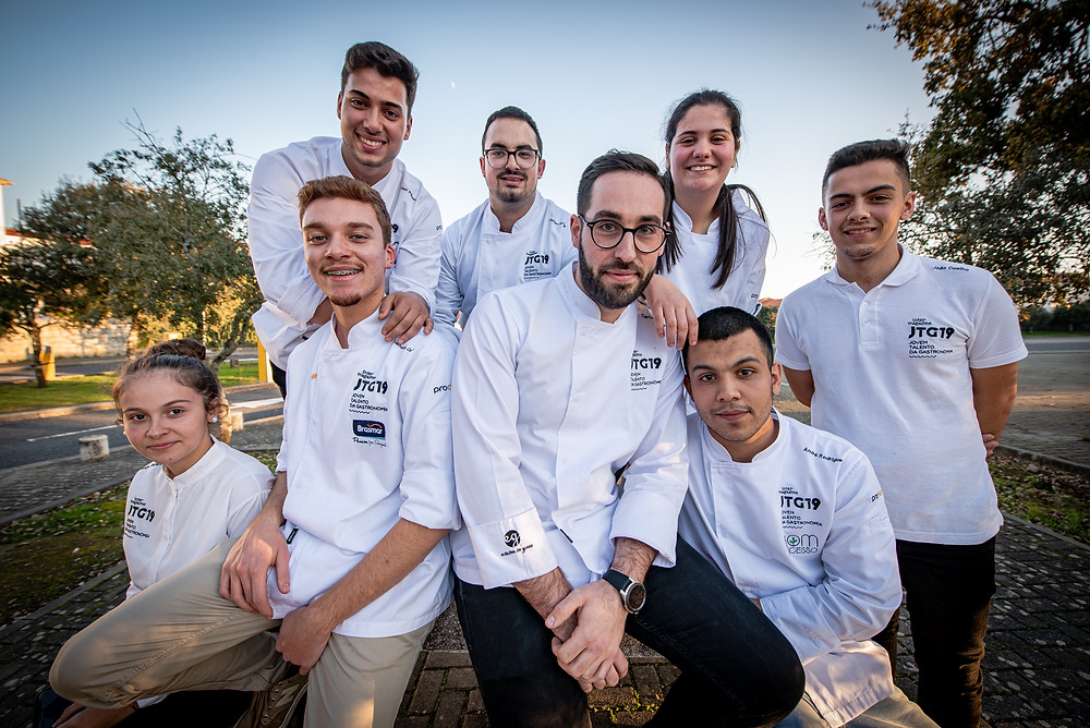 Chef Rafael Neves, Chefs, Gastronomia, Jovem Talento da Gastronomia