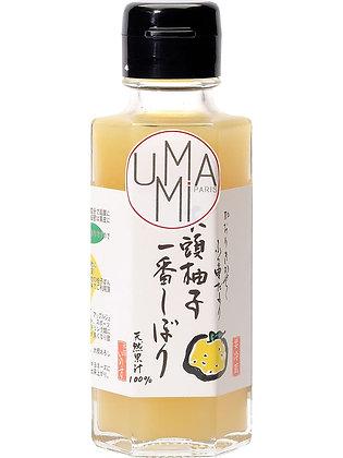 yuzu juice, sumo de yuzu