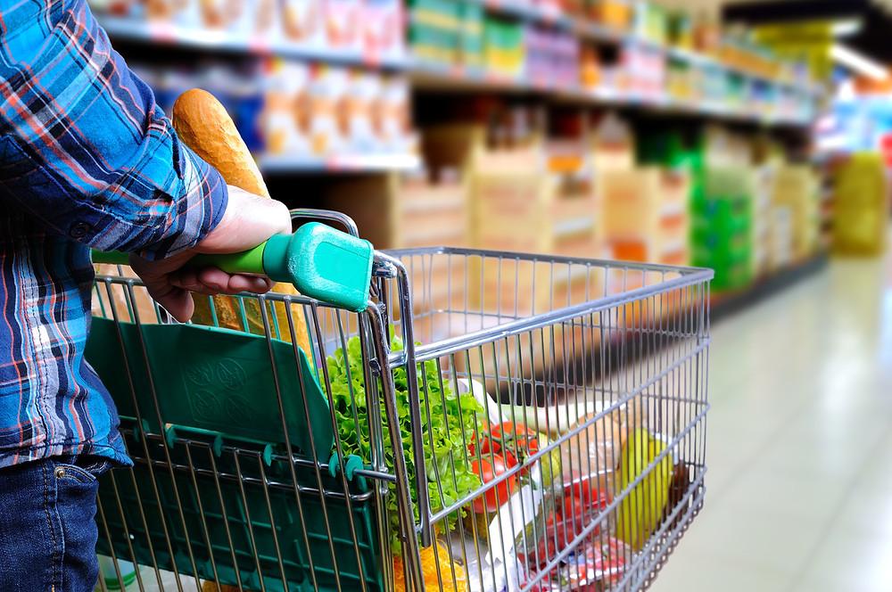 Covid-19, Supermercados, Compras, Alimentação