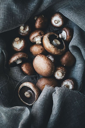 COGUMELOS CASTANHOS, MUSHROOMS, BROWN MUSHROOMS, COGUMELOS, CREMINI