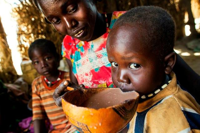 Fome, Insegurança Alimentar