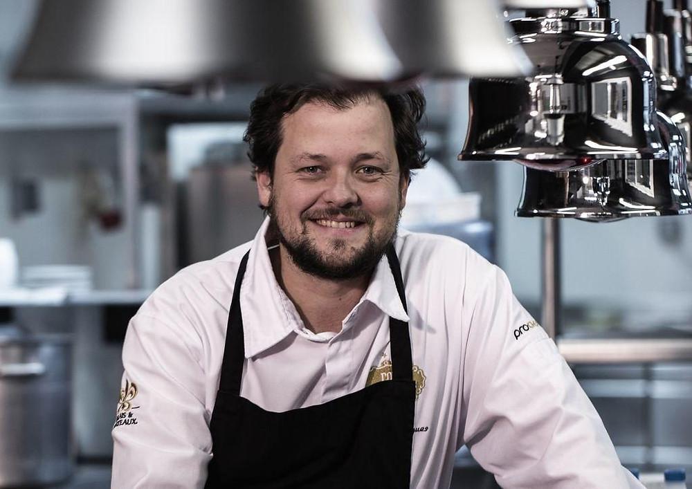 chef, gastronomia, alta cozinha, michelin