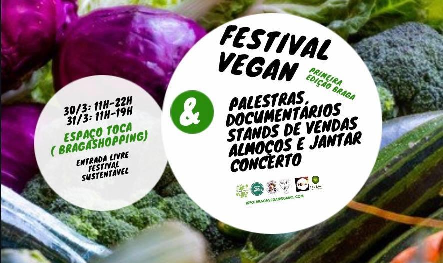 Festival Vegan de Braga