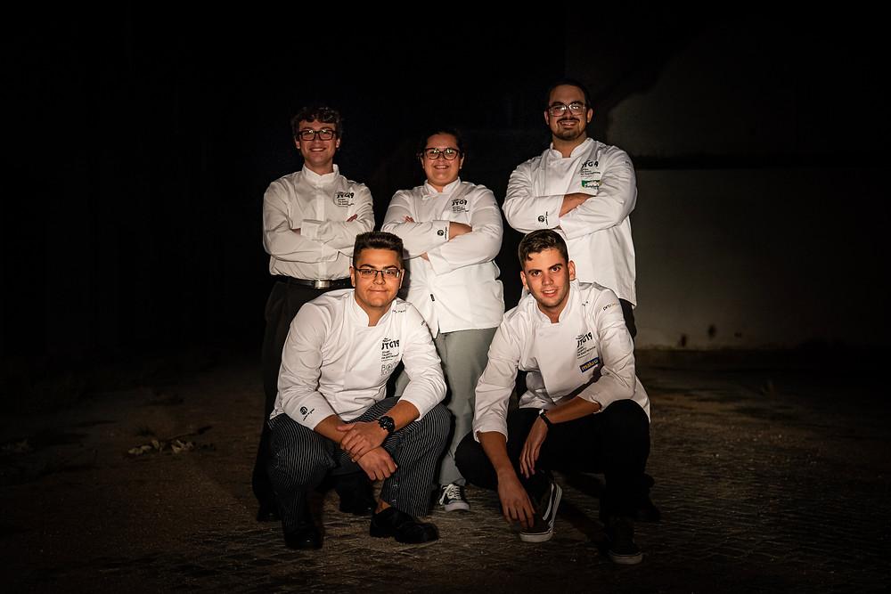 Jovem Talento da Gastronomia, Chef Rafael Neves, Restaurante Olympique