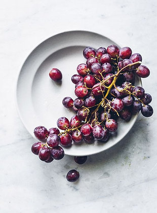 UVAS RED GLOBE, GRAPES
