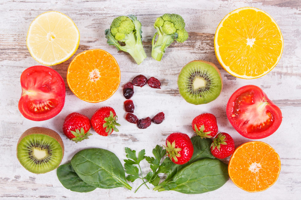 vitamina c, nutrição, alimentação saudável