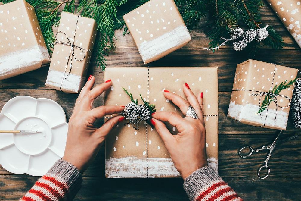 natal, prendas, reciclar, reutilizar, sustentabilidade, criatividade