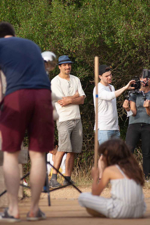 Broken Toy Daniel Miller UK film industry short film VFX mirror ball filmmaking Director London Ixion TV Producer