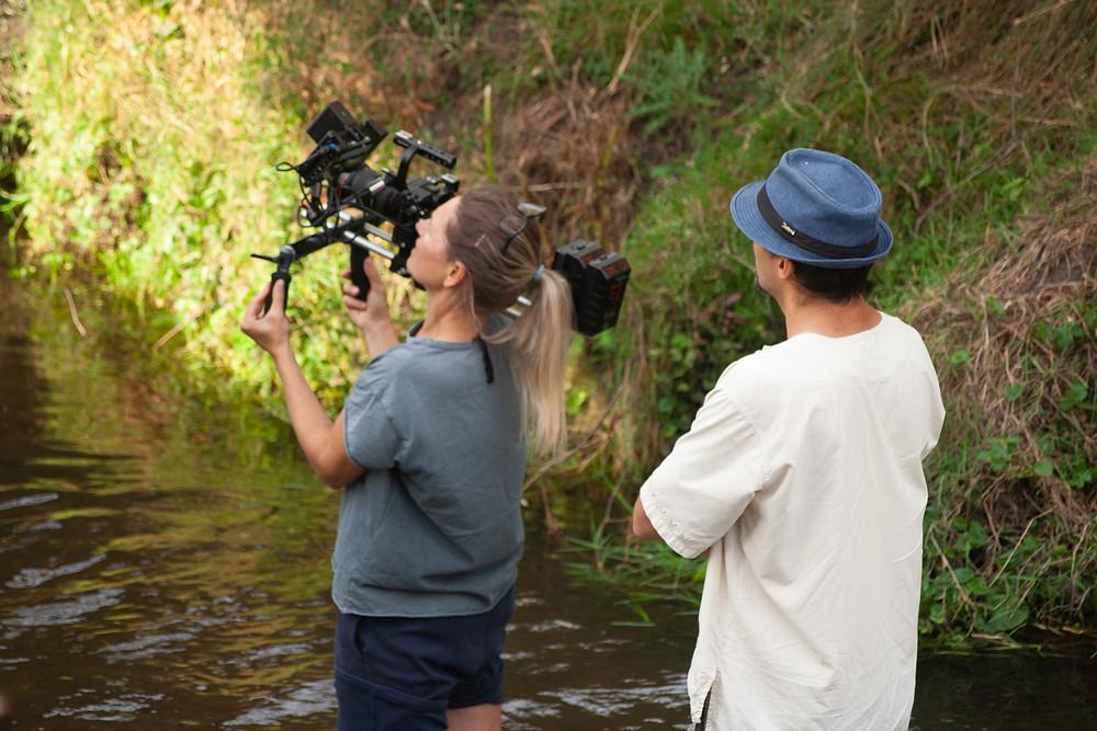 Broken Toy Daniel Miller Director UK film industry short film VFX Sally Low Cinematographer Sony A7s mk2 Feral Equipment rental London Ixion TV