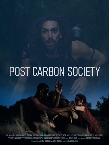 'Post Carbon Society' Poster