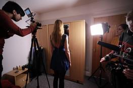 'Paradis' behind the scenes