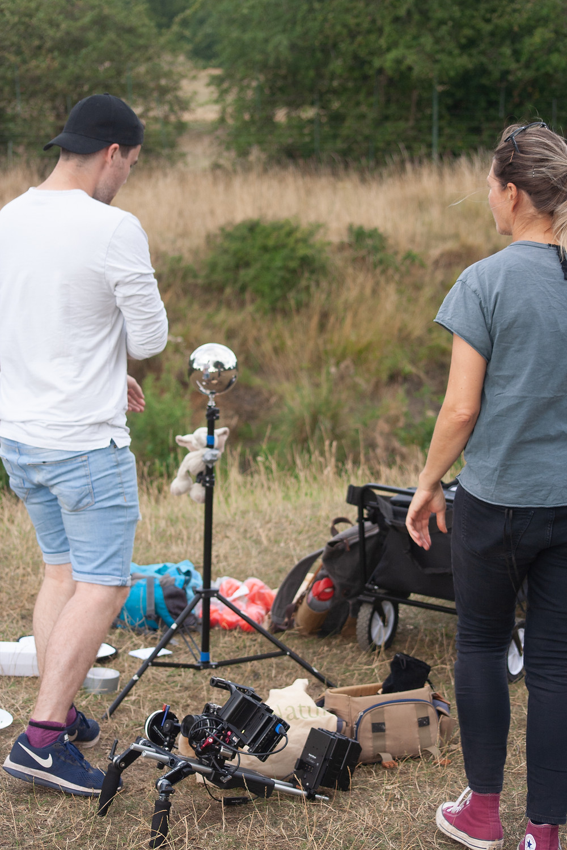 Broken Toy Daniel Miller UK film industry short film VFX camera department sony a7s mk2 cinematographer London Ixion TV