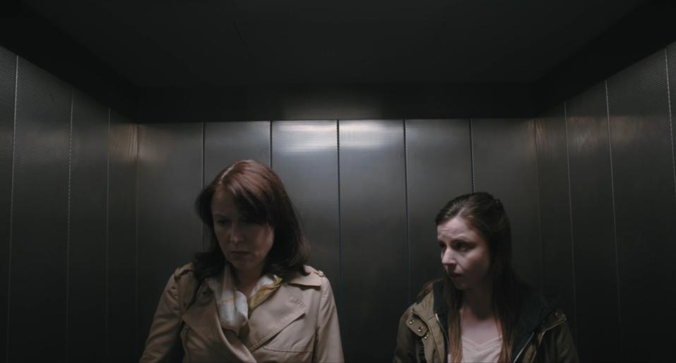 'Sleeping Silence' film still