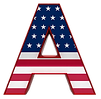 Letter A - Flag Style.png